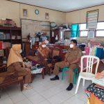 Kepala SDN Bayur Kidul I, Akhmad Holili mengatakan dirinya optimis Pemerintah Kabupaten Karawang akan segera menanggapi ambruknya ruang kelas yang rubuh. Dok: Instagram @diskominfokrwkab.
